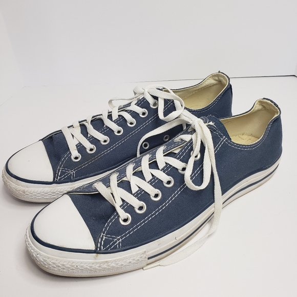 Converse Other - Converse All Star Low Top Tennis Shoes Size 11